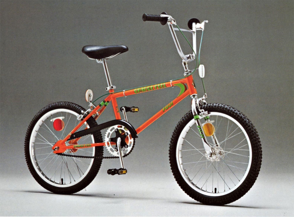 Classic Fuji Bmx Information On The Preservation And Restoration